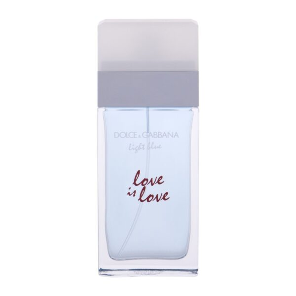 Dolce&Gabbana Light Blue Love Is Love (Tualettvesi, naistele, 50ml)