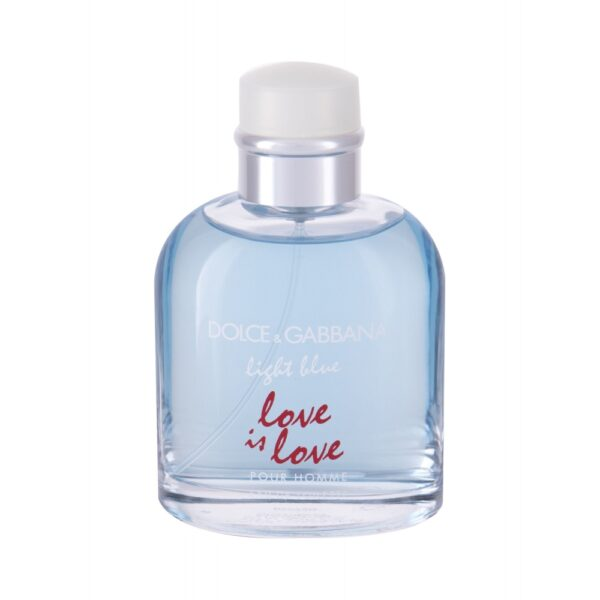 Dolce&Gabbana Light Blue Love Is Love (Tualettvesi, meestele, 125ml)