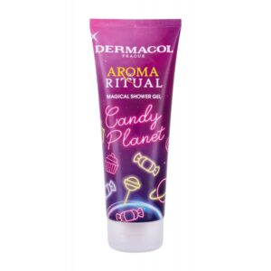 Dermacol Aroma Ritual Candy Planet (Duššigeel, naistele, 250ml)