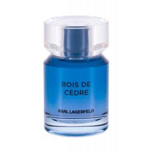 Karl Lagerfeld Les Parfums Matieres Bois de Cedre (Tualettvesi, meestele, 50ml)