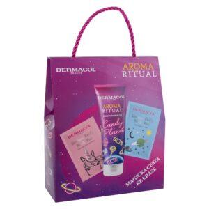 Dermacol Aroma Ritual Candy Planet (Duššigeel, naistele, 250ml) KOMPLEKT!