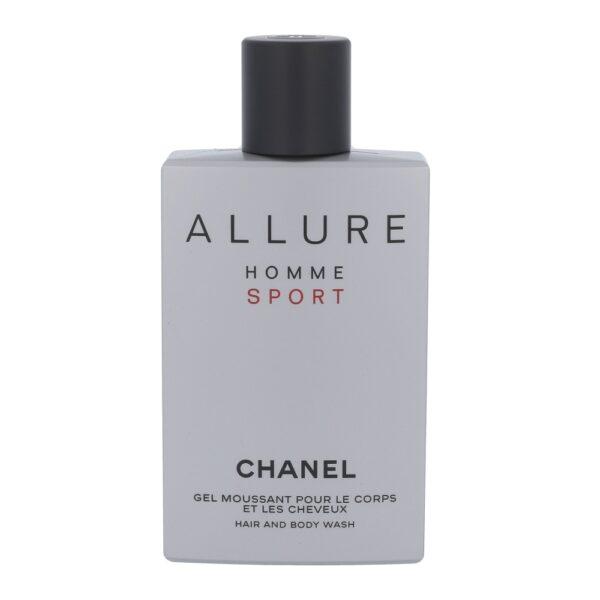Chanel Allure Homme Sport (Duššigeel, meestele, 200ml)