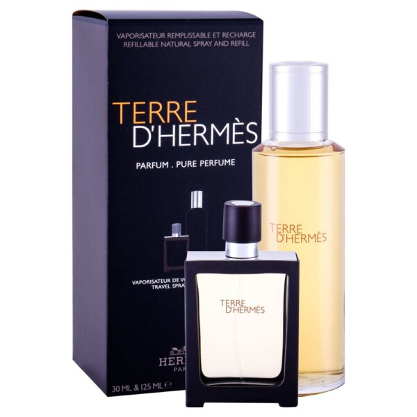 Hermes Terre d´Hermes (Parfüüm, meestele, 125ml) KOMPLEKT!