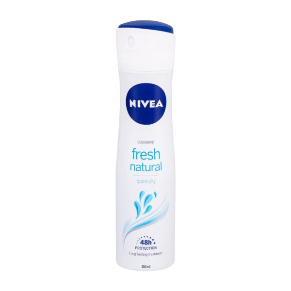 Nivea Fresh Natural (Deodorant, naistele, 150ml)