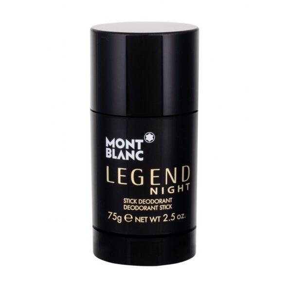 Montblanc Legend Night (Deodorant, meestele, 75ml)