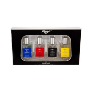 Ford Mustang Collection (Tualettvesi, meestele, 4x15ml) KOMPLEKT!