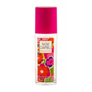 Naomi Campbell Bohemian Garden (Deodorant, naistele, 75ml)
