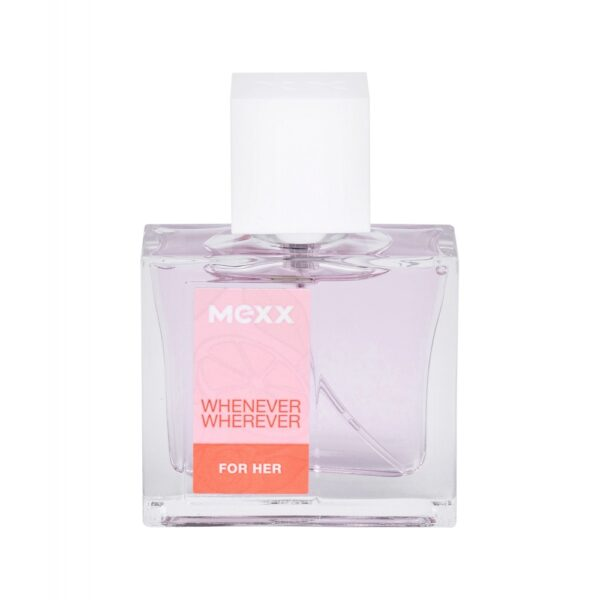 Mexx Whenever Wherever (Tualettvesi, naistele, 30ml)