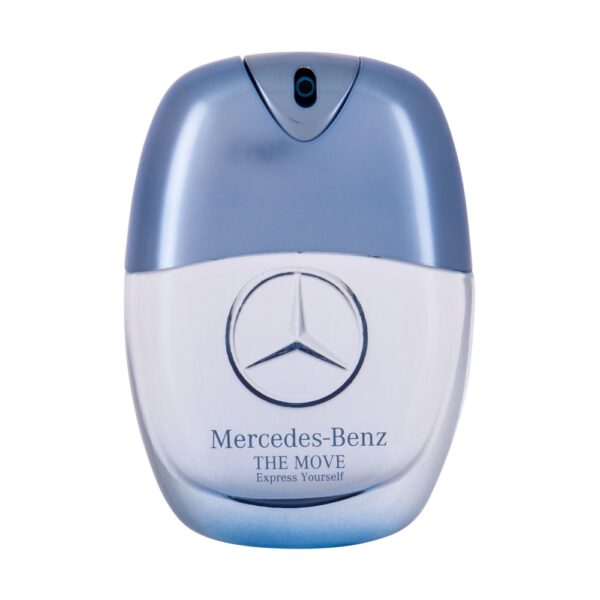 Mercedes-Benz The Move Express Yourself (Tualettvesi, meestele, 60ml)