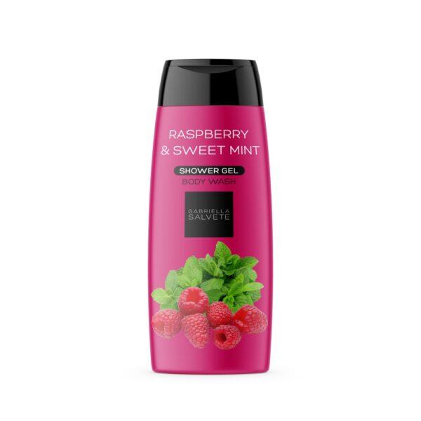 Gabriella Salvete Shower Gel Raspberry (Duššigeel, naistele, 250ml)