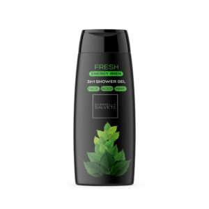 Gabriella Salvete Energy 4Men Fresh (Duššigeel, meestele, 250ml)