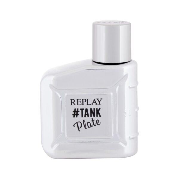 Replay #Tank Plate (Tualettvesi, meestele, 50ml)