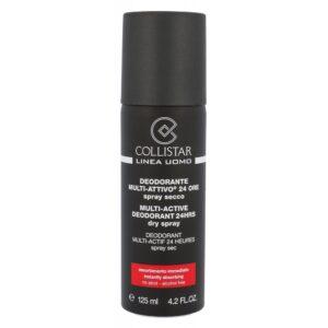 Collistar Men Multi-Active 24 hours (Deodorant, meestele, 125ml)