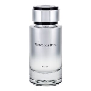 Mercedes-Benz Mercedes-Benz Silver (Tualettvesi, meestele, 120ml)