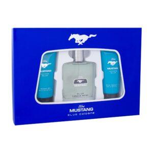 Ford Mustang Mustang Blue (Tualettvesi, meestele, 100ml) KOMPLEKT!
