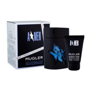 Thierry Mugler A*Men Rubber (Tualettvesi, meestele, 100ml) KOMPLEKT!