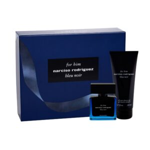 Narciso Rodriguez For Him Bleu Noir (Parfüüm, meestele, 50ml) KOMPLEKT!