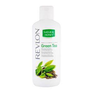 Revlon Natural Honey Green Tea (Duššigeel, naistele, 650ml)