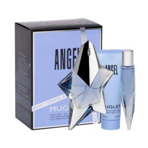 Thierry Mugler Angel (Parfüüm, naistele, 50ml) KOMPLEKT!
