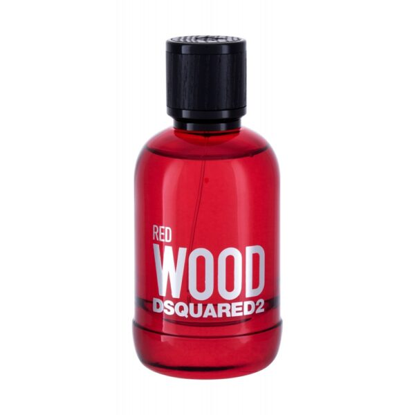 Dsquared2 Red Wood (Tualettvesi, naistele, 100ml)