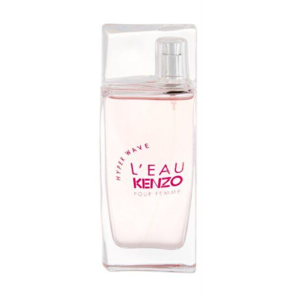 KENZO L´Eau Kenzo Pour Femme Hyper Wave (Tualettvesi, naistele, 50ml)