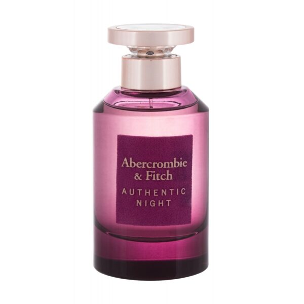 Abercrombie & Fitch Authentic Night (Parfüüm, naistele, 100ml)