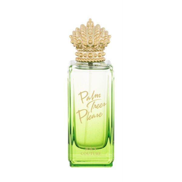 Juicy Couture Rock The Rainbow Palm Trees Please (Tualettvesi, naistele, 75ml)
