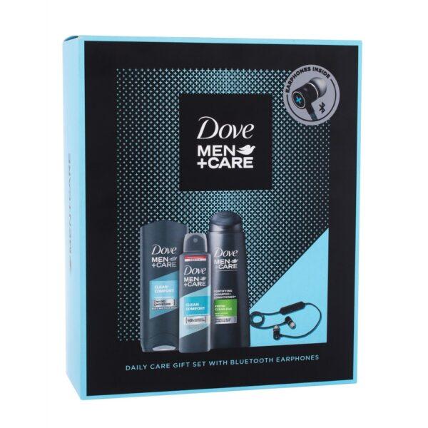 Dove Men + Care Daily Care (Duššigeel, meestele, 250ml) KOMPLEKT!