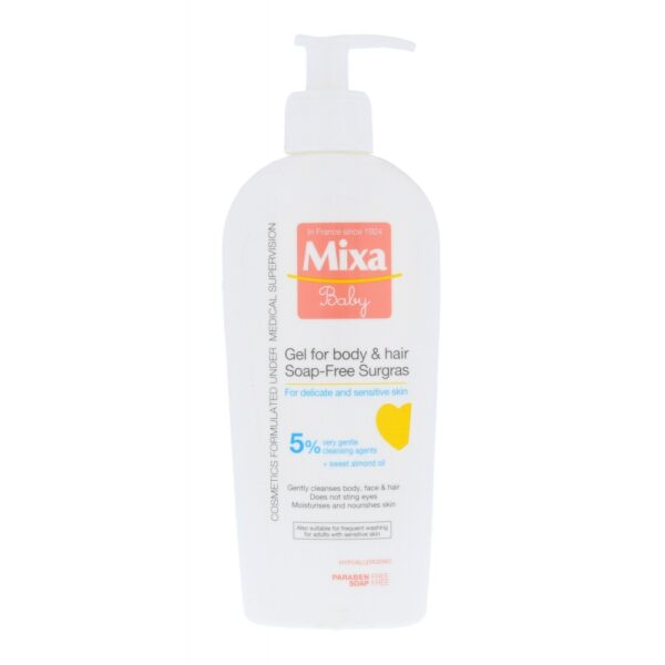 Mixa Baby (Duššigeel, lastele, 250ml)