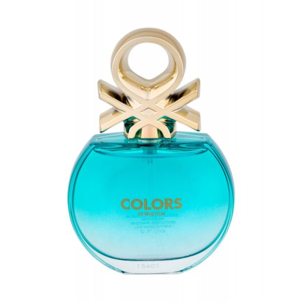 Benetton Colors de Benetton Blue (Tualettvesi, naistele, 80ml)
