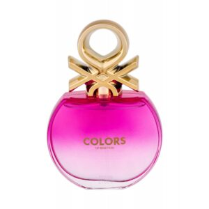 Benetton Colors de Benetton Pink (Tualettvesi, naistele, 80ml)