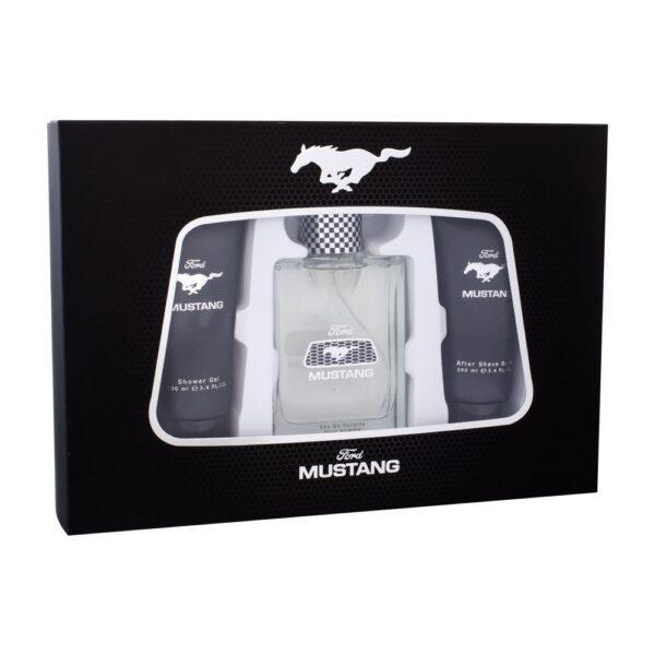 Ford Mustang Mustang (Tualettvesi, meestele, 100ml) KOMPLEKT!