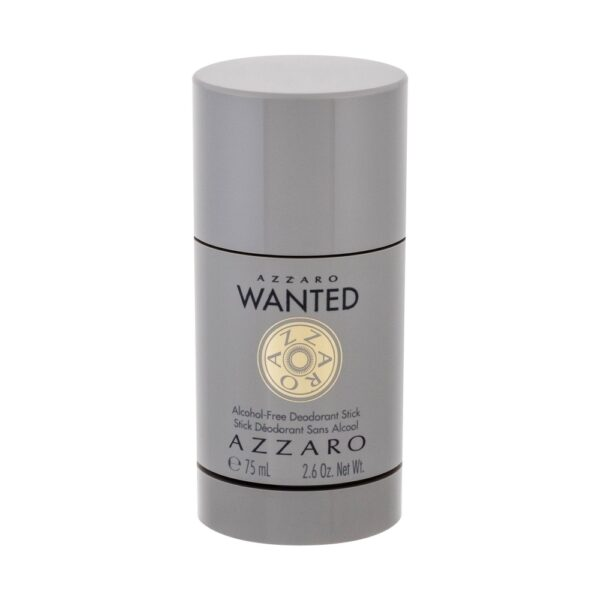 Azzaro Wanted (Deodorant, meestele, 75ml)