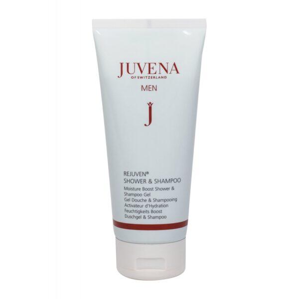 Juvena Rejuven® Men Shower & Shampoo (Duššigeel, meestele, 200ml)