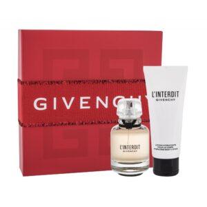 Givenchy L´Interdit (Parfüüm, naistele, 50ml) KOMPLEKT!