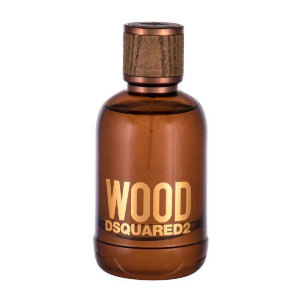 Dsquared2 Wood (Tualettvesi, meestele, 100ml)