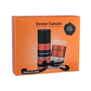 Bruno Banani Absolute Man (Tualettvesi, meestele, 30ml) KOMPLEKT!
