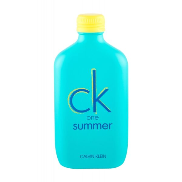 Calvin Klein CK One Summer 2020 (Tualettvesi, unisex, 100ml)