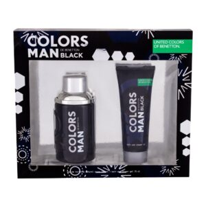 Benetton Colors Black (Tualettvesi, meestele, 100ml) KOMPLEKT!