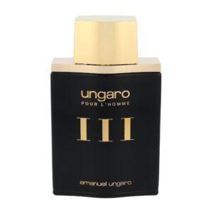 Emanuel Ungaro Ungaro Pour L´Homme III Gold & Bold (Tualettvesi, meestele, 100ml)