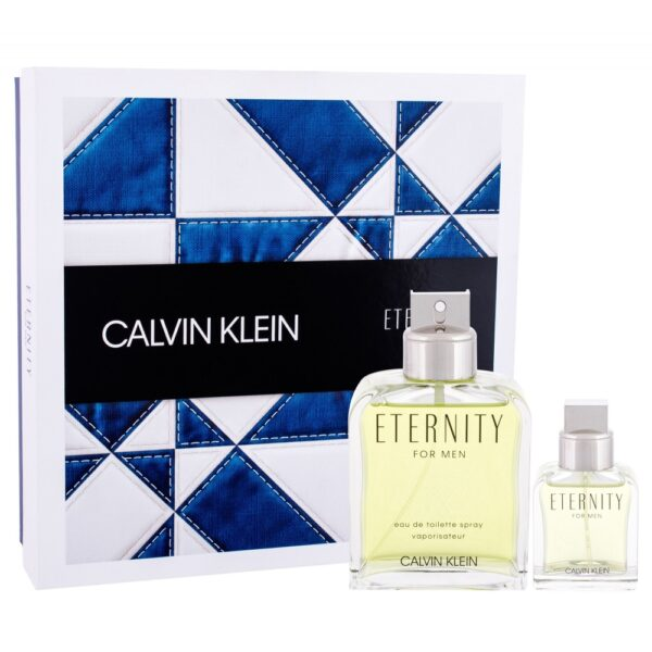 Calvin Klein Eternity (Tualettvesi, meestele, 200ml) KOMPLEKT!