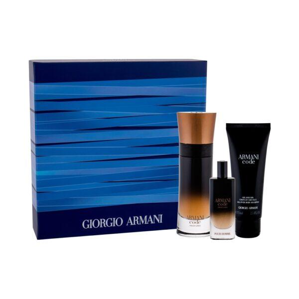 Giorgio Armani Code Profumo (Parfüüm, meestele, 60ml) KOMPLEKT!