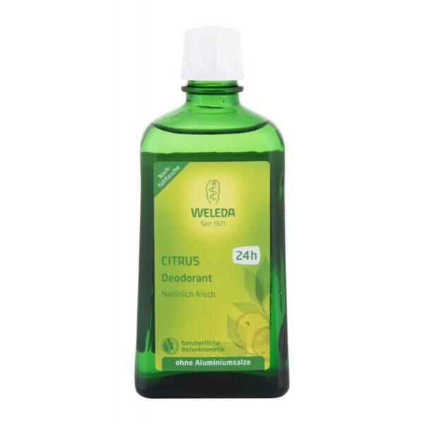 Weleda Citrus (Deodorant, naistele, 200ml)