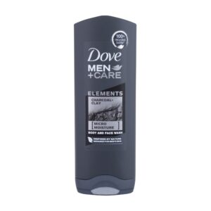 Dove Men + Care Elements Charcoal (Duššigeel, meestele, 250ml)