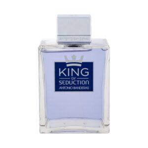 Antonio Banderas King of Seduction (Tualettvesi, meestele, 200ml)