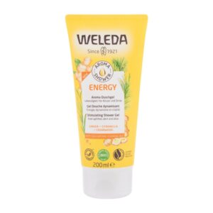 Weleda Aroma Shower Energy (Duššigeel, naistele, 200ml)