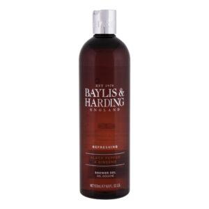Baylis & Harding For Him Black Pepper & Ginseng (Duššigeel, meestele, 500ml)