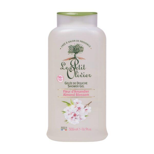 Le Petit Olivier Shower Almond Blossom (Duššigeel, naistele, 500ml)