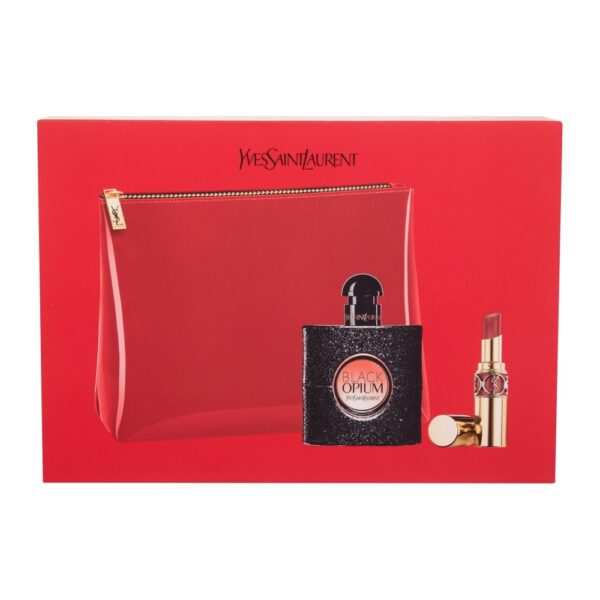 Yves Saint Laurent Black Opium (Parfüüm, naistele, 50ml) KOMPLEKT!