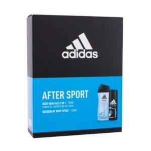 Adidas After Sport After Sport (Deodorant, meestele, 150ml) KOMPLEKT!